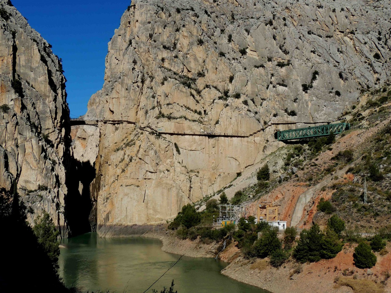 Klettersteig Caminito Del Rey : Caminito del rey